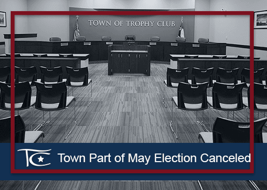 Town Part of May ELection Canceled 2