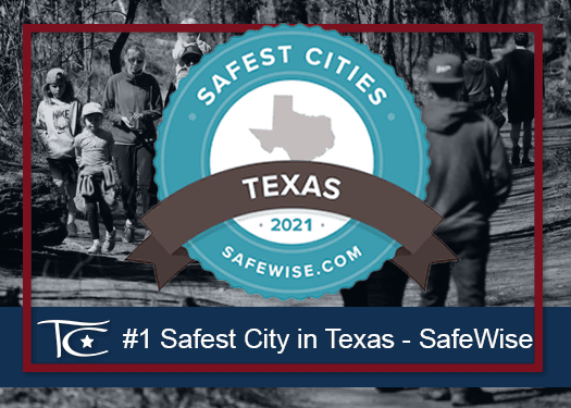 2021 Safest City SafeWise